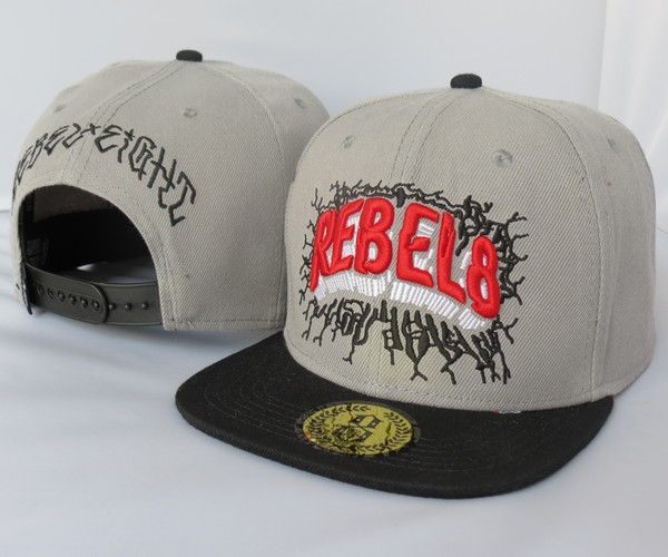 Rebel8 Snapback Hat LS15